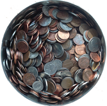 That can or jar of coins can become a Money Moment.